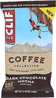 CLIF Dark Chocolate Mocha Coffee Collection Bar, 2.4 Oz