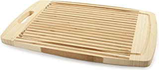 Core Bamboo Tulip Collection Cutting Board, Natural, Large