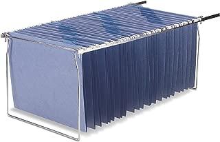 Officemate Hanging File Frames, Letter Size, Steel, 6 Pack (98620)