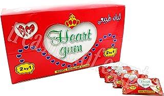 Natural Honey Mastic Chewing Wax Gum Box 100 & 200 Pieces لبان طبيعي (1 Box / 100 pcs)