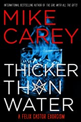 Thicker Than Water (Felix Castor Book 4) Kindle Edition