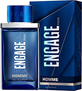 Engage Homme Eau De Parfum, Perfume for Men, 90ml