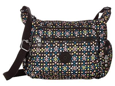 Kipling Gabbie Small Crossbody Bag (Floral Mozzaik) Handbags
