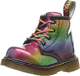 a9a34913e1 Dr. Martens Kid's Collection 1460 Toddler Brooklee Boot (Toddler) at ...