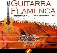 Volando Voy (Popular By Camarón De La Isla) (Flamenco Guitar Version)