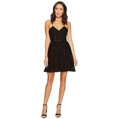 BB Dakota Sutton Self Portrait Dress (Black) Women