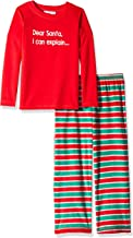 Karen Neuburger Women's Drink Up Grinches Family Matching Christmas Holiday Pajama Sets PJ