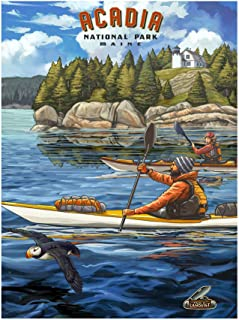Best national park posters Reviews