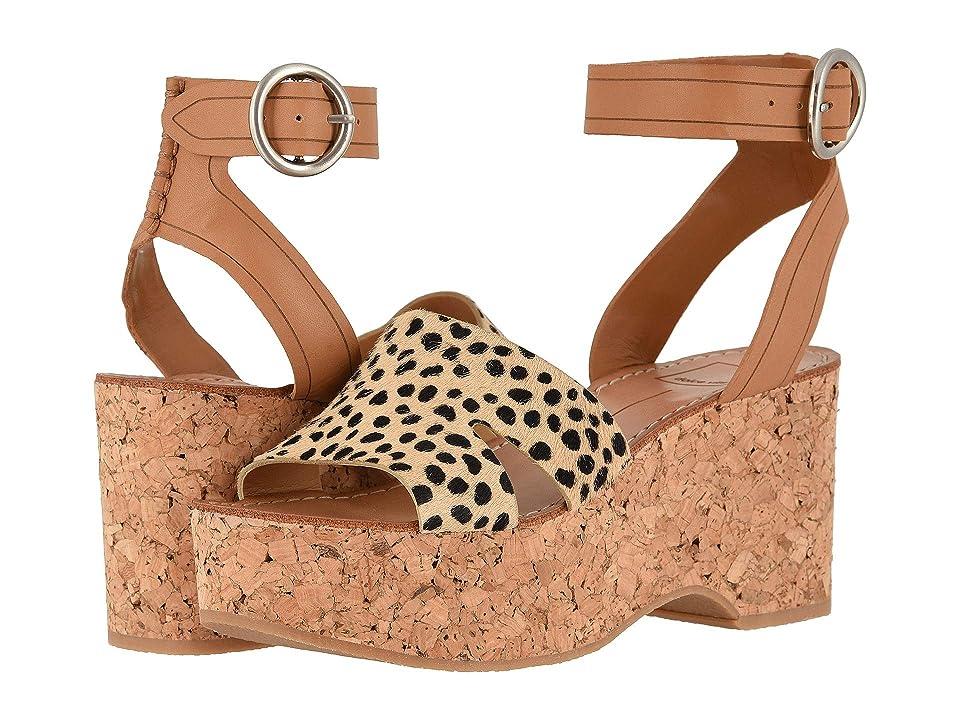 Dolce Vita Linda (Leopard Calf Hair) Women's Shoes