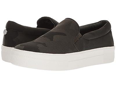 Steve Madden Gills Sneaker (Camo) Women
