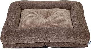 سرير الكلب روزي لونجر رمادي داكن اللون من لا-بوي