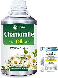 Chamomile (Matricaria chamomile) 100% Natural Pure Essential Oil 5000ml/169fl.oz.