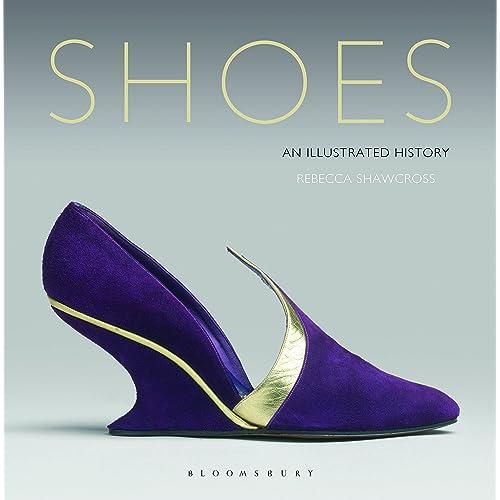 History of Shoes: Amazon com
