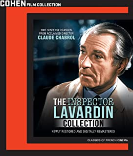 Inspector Lavardin Collection (2 Blu-Ray) [Edizione: Stati Uniti] [USA] [Blu-ray]