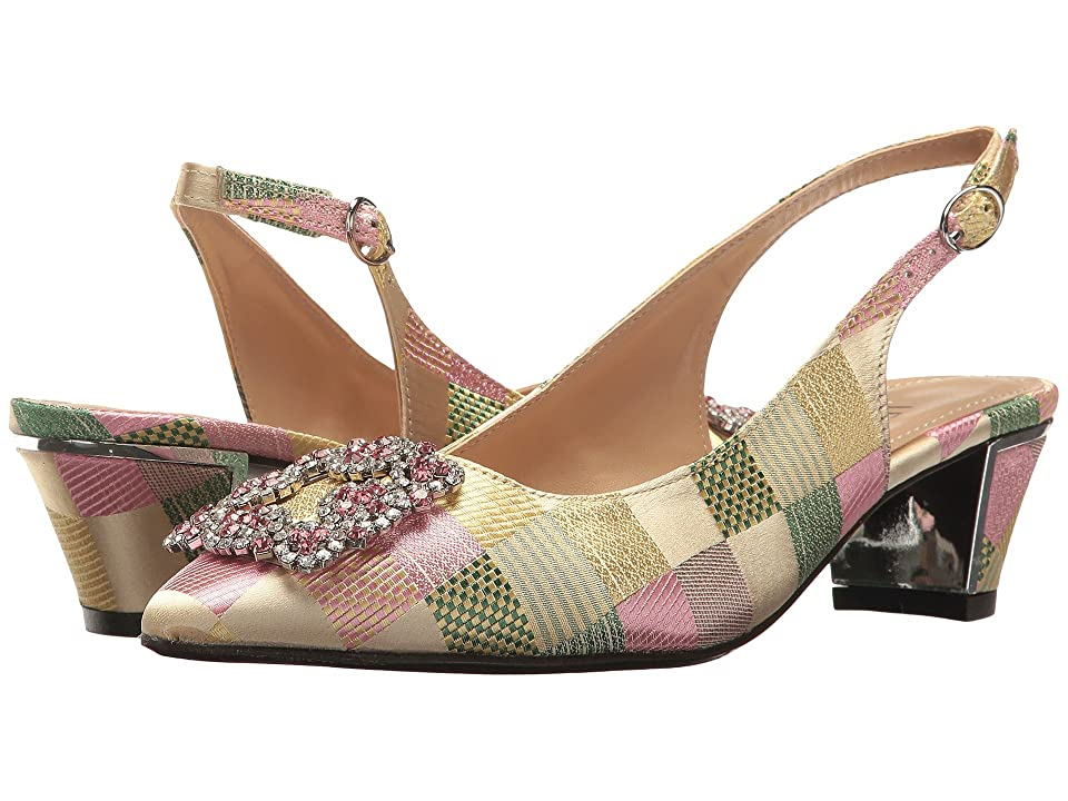 J. Renee Charee (Pastel Multi) High Heels