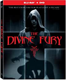 THE DIVINE FURY arrives on Blu-ray Combo, DVD and Digital November 19 from Well Go USA Entertainment