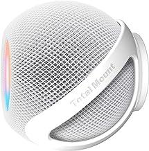 TotalMount Compatible with HomePod Mini (Premium White – Quick Installation Screw Mount)