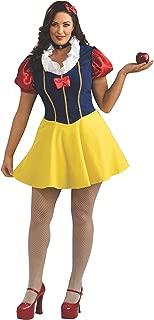 Secret Wishes Full Figure Fairy Tale Maiden Costume