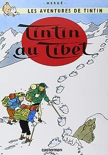 Tintin Au Tibet (Adventures of Tintin) (French Edition)