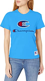 Champion Womens W4332 Women's Century Ss Tee Short Sleeve T-Shirt