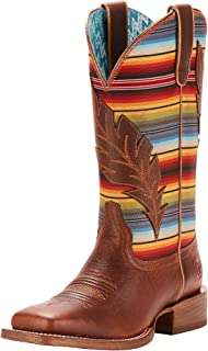 ARIAT Women's Circuit Feather Western Boot
