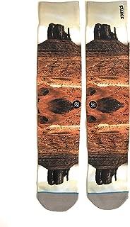 Men's Dwyane Wade Collection Utah Socks L/XL (9-13)