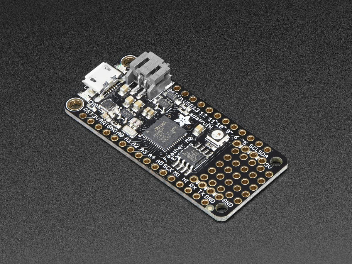 Adafruit PID 3403 Feather 67% OFF of fixed 1 year warranty price M0 Designed - Express for CircuitPyth