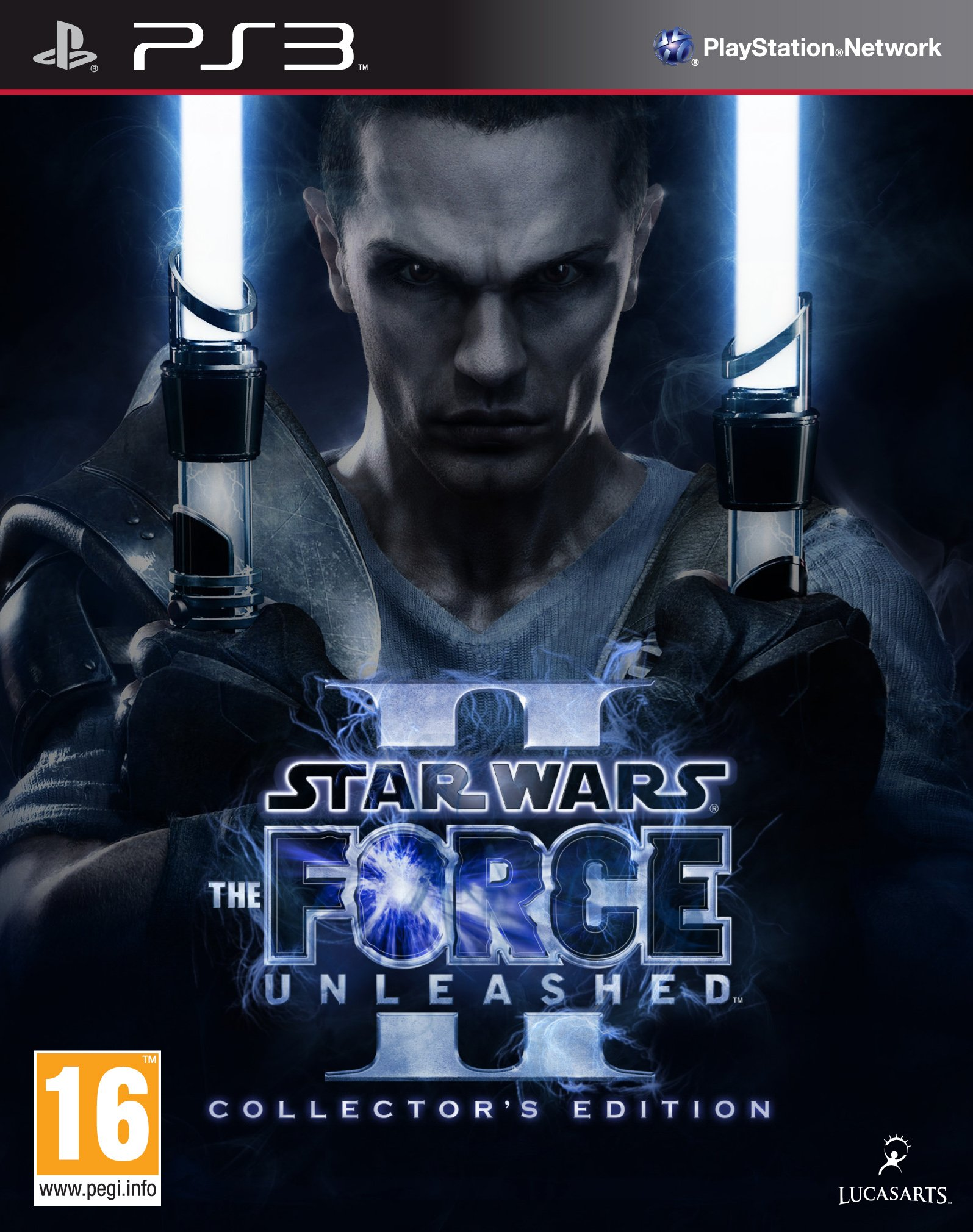 Star Wars The Force Unleashed Ii Collector S Edition Ps3 Amazon Co Uk Pc Video Games