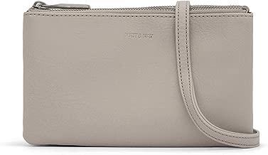 Matt & Nat Triplet Handbag, Dwell Collection, Cement (Grey)