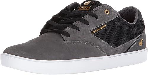 DVS Schuhe Pressure SC+ Grau Gr. 47