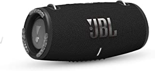 JBL Xtreme 3: Portable Speaker with Bluetooth, Built-in Battery, Waterproof and Dustproof Feature, and Charge Out - Black ...
