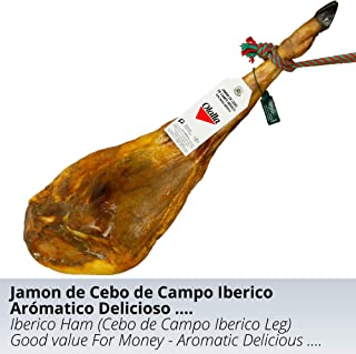 Jamon de Cebo de Campo Iberico 50% Raza Iberica - Jamon