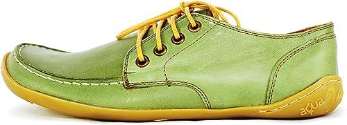 zapatos Aguapatagona, Modelo Huesos Rauli, Hechas a Mano, Piel Genuina,