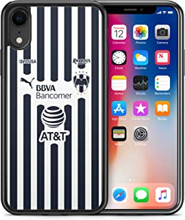 Monterrey Jersey 2019 ModifiedCases Bumper Case Compatible with iPhone X/XS