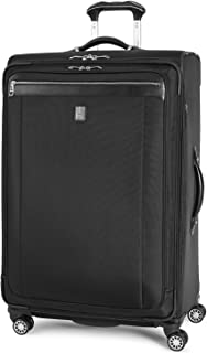 Platinum Magna 2 Expandable Spinner Suiter Suitcase, 29-in., Black