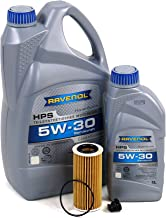 Blau J1A5119-i Motor Oil Change Kit - Compatible with 2015-16 Audi S3 w/ 4 Cylinder 2.0T Engine – 5w30