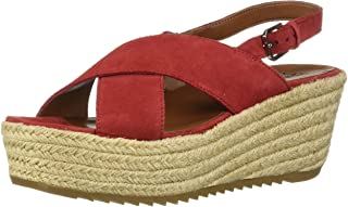 991e289c2ee7d Amazon.com: 4 - Red / Platforms & Wedges / Sandals: Clothing, Shoes ...