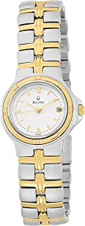 Bulova Women's 98M36 Two-Tone Bracelet Watch