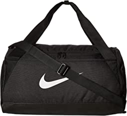 newest 1c788 1b49c BlackBlackWhite. 323. Nike. Brasilia Small Duffel Bag