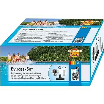 Summer Fun Bypass-Set f/ür Solarmatten Karton