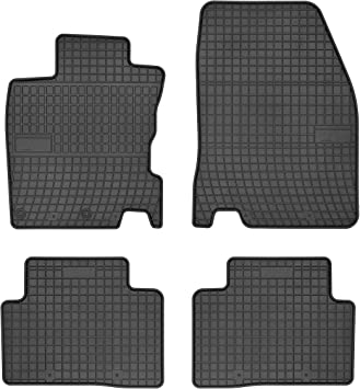 2007-2013 DBS Tapis de Voiture - 4 pi/èces sur Mesure pour QASHQA/Ï Tapis de Sol antid/érapant pour Automobile Moquette Basic
