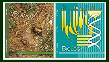 NCERT Biology Textbook For Class - 11 And Class - 12 ( Set Of 2 Original Books Combo ) Eglish Medium