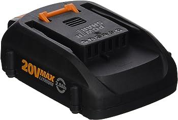 Refurb Worx WA3575 Max Lithium Battery with Fuel Gauge
