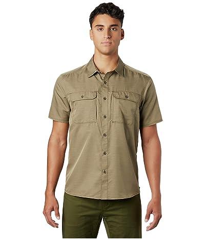 Mountain Hardwear Canyontm S/S Shirt (Ridgeline) Men