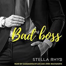 Bad Boss: Irresistible Series, Book 2