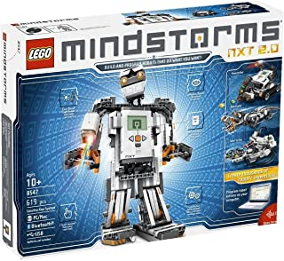 LEGO Mindstorms NXT 2.0 (8547) (Discontinued by manufacturer)
