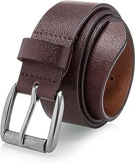 Best mens canvas leather belt Reviews