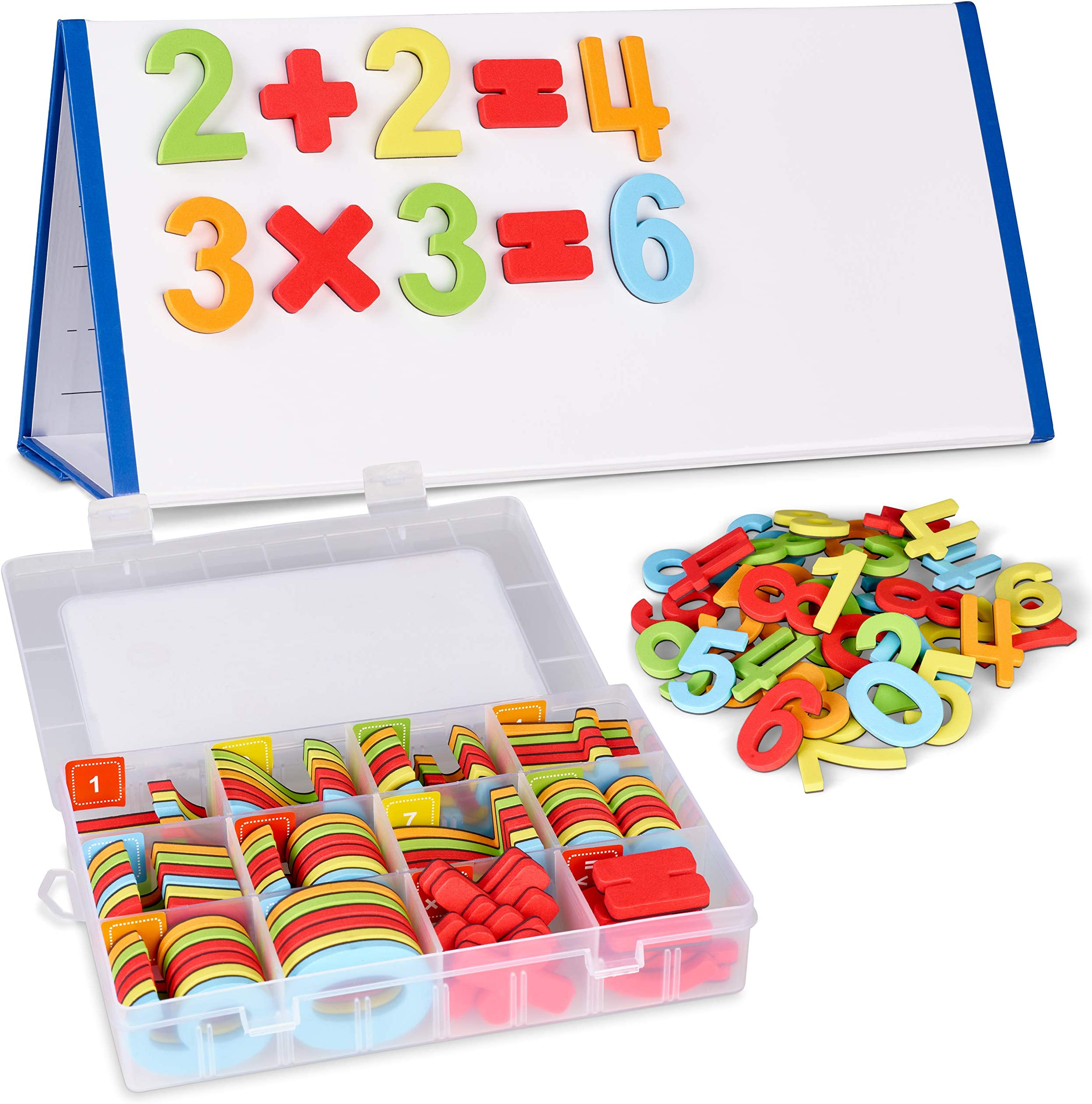 Magnetic Numbers Set TWO SETS INCLUDED IN THE PRICE!!!