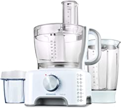 Kenwood Multipro Food Processor 900 Watts, White, FP730