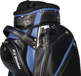 Bolsa de golf con motor, material impermeable con dry pocket